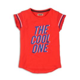 DJ Dutch Jeans-Girls T-Shirt-Bright red