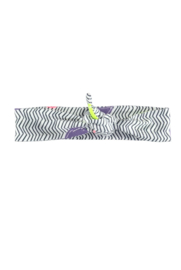 Baby girls hairband- B.Nosy-zigzag dot