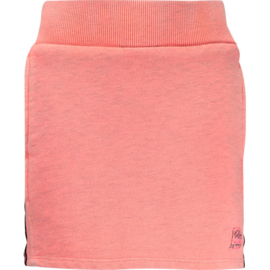 Vingino-Girls Midi Skirt Qiella- Coral Punch Red