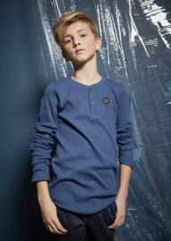 Boys T-Shirt l/s Harold 037-D-Xel-Blue