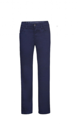 Boys Bale twill pants-KidsUp-Navy