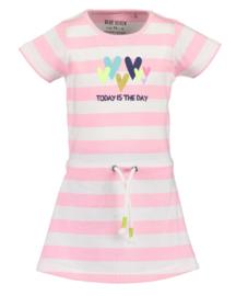 Blue Seven-Kids Girls knitted Dress-Azalea orig- Rose
