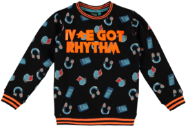 BChill-Boy's Sweater Walter-Black