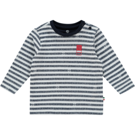 Vingino -Boys  T-Shirt  Joas Baby-Dark Blue