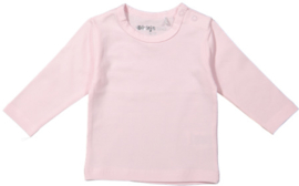 Girls Basic Shirt l.m.-Dirkje- Light Pink