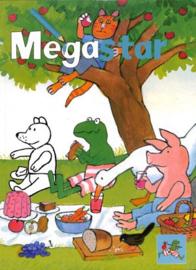 C.W.-Kinderboek Kikker Megastar kleurboek A4-Multi Color
