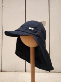 Doll-Ewers-Baby Boys Baseball cap dots- Navy