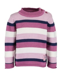 Blue Seven-Mini Girls knitted pullover-Lilac orig