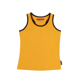 Lovestation22-Girls Top Saar- Yellow