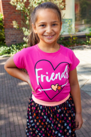 OChill-Girls Shirt Femm-Pink