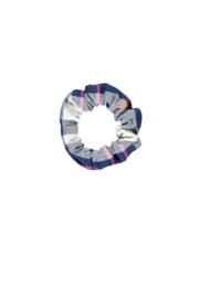 B.Nosy-Girls tough check scrunchie-Touch check lake-multi color