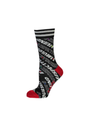 B.Nosy-B.Yourself socks-B.Yourself ao- Black