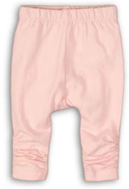 Dirkje-Baby Girls legging- Light pink