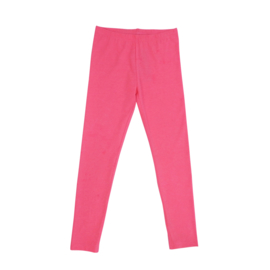 Girls Fl Legging- LoveStation22- Neon Pink