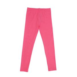 Lovestation22-Girls Fl Legging- Neon Pink