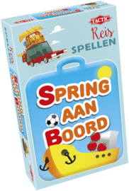 Spring aan Boord - Reisspel-Tactic Games-Multi Color