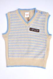 Baby Boy spencer T-Vintage- Dirkje- Beige