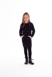 OChill-Girls Dress Daphne-Black