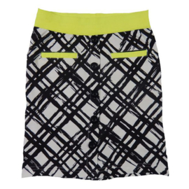 LoFff-Girls Courageous skirt- black