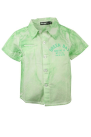 Boys Blouse- Dirkje- Green