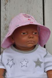 LPC-Baby Girls Muts Vlinder-Pink