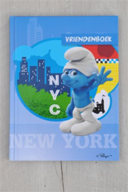Vriendenboek New York- Interstat- blue