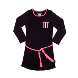 Lovestation22-Girls  Dress Abigail-Black