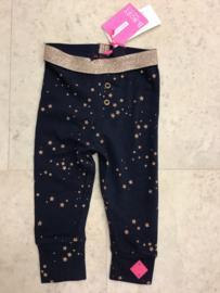 B.Nosy-Baby girls legging star-Blue