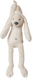 Unisex Rabbit Richie Musical 34 cm- Happy Horse- Ivory