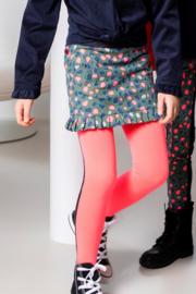 Girls Kids sweat skirt with ruffle hem -B.Nosy-Allover-Flaw spots