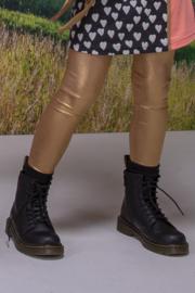 Girls Thin Legging FL- LoveStation22- BrownGold