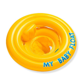 Intex My Baby Float drijfband 70 cm 6 yoy 12 maanden-C-Yellow