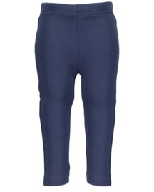 Baby Girls Basic legging- Blue Seven- Navy