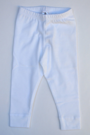 Girls legging- Ewers- White