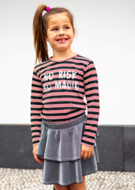 Girls Shirt Pamela-OChill-Multi Color