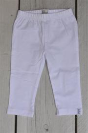 Unisex Pants-Beebielove-White
