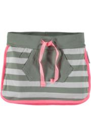 Baby Girls stripe skirt- B.Nosy-Avocado