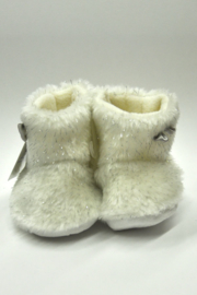 Girls Babyboots Cosy+Soft-LPC-wit