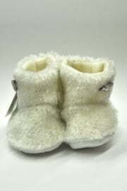Girls Babyboots Cosy+Soft-LPC-white-maat 18