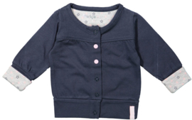 Baby Girls jacket-Dirkje- Blue