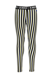 Girls YDS legging-B.Nosy-4 color stripe