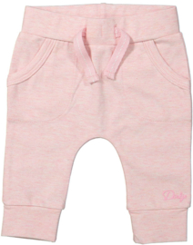Baby Girls Trousers pocket- Dirkje- Pink melee