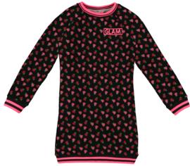 OChill-Girls Dress Rowena -Black