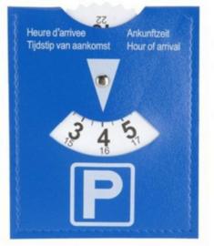 Parkeerschijf-C-Blue