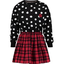Girls Dress Porali- Vingino- Classic red