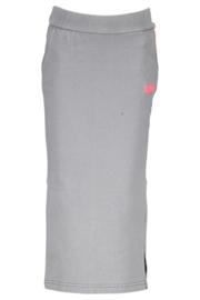 Girls Long Skirt- B.Nosy- Licht grijs 744