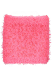 B.Nosy-Girls panther knitted skirt- Candy roze