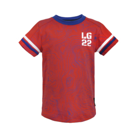 Legends22-Boys T-shirt Glenn-Red