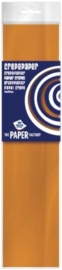 Haza Original crêpepapier The Paper Factory 250 cm-C- oranje