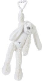 Happy Horse-Unisex Rabbit Richie Hanger 27 cm- Ivory